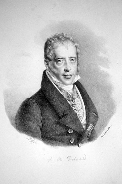 Anselm Salomon Rothschild by Friedrich Lieder (1780-1859) - http://de.wikipedia.org/wiki/Datei:Anselm_Salomon_Rothschild_Litho.jpg. Licensed under Public Domain via Commons - https://commons.wikimedia.org/wiki/File:Anselm_Salomon_Rothschild.jpg#/ media/File:Anselm_Salomon_Rothschild.jpg